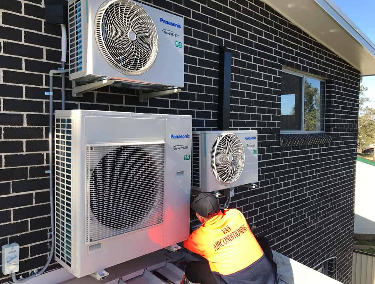 Air Conditioning Service Sydney: Fast and Dependable Service - Van